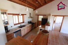 Las Cruces adobe home for sale - kitchen