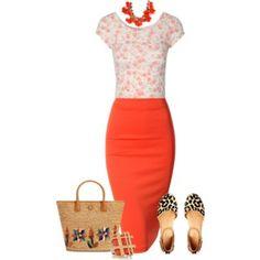 Bright Summer Skirt 2