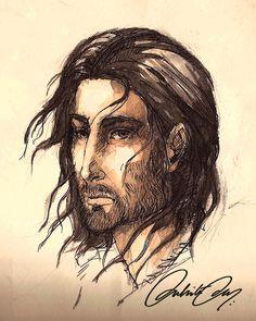 Benjen Stark by duhi on DeviantArt