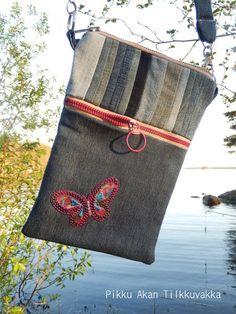 Pikku Akan Tilkkuvakka Bags, Fashion, Handbags, Moda, Fashion Styles, Taschen, Purse, Fashion Illustrations, Purses