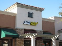 Subway, Newbury Park CA