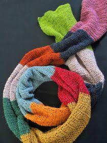 VMSomⒶ KOPPA: Raitahuivi - ja tunika Shawls And Wraps, Color Combos, Knit Crochet, Knitting, Blog, How To Wear, Beautiful, Inspiration, Fashion