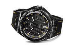 IWC apresenta coleção de relógios inspirados na Fórmula 1