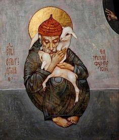 Тем, у кого были проблемы, святой Спиридон Тримифунтский говори