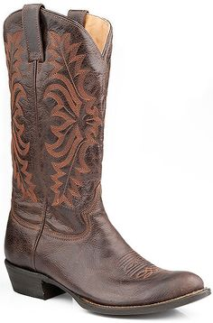 Stetson Boots Stetson Western Boot Style 13 Inch Men Boots 12-020-7302-0584