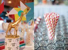 wedding carnival theme | ... , Themed Wedding | Carnival themed wedding | Minnesota Bride Magazine