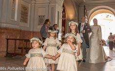 Cortejos de Arras, Mis Polluelos Moda Infantil