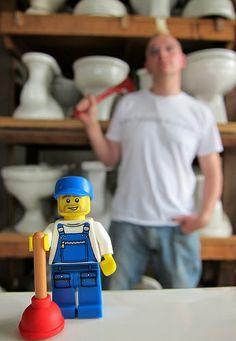 #lego #plumber #idraulico