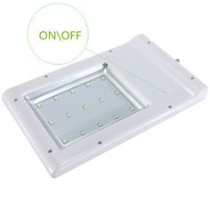 15 LED 2835 SMD Solar Sensor Wall Street Light Waterproof Outdoor Garden Lamp Sale - Banggood.com