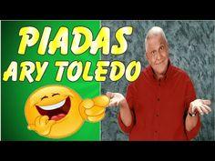 Piadas Ari Toledo - As Melhores Piadas do Ary Toledo