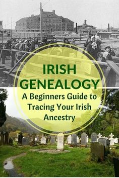 Irish Genealogy: A Beginners Guide Commenced the exciting but daunting task of researching your Irish ancestry? Use this beginner's guide to find out how you can discover your Irish genealogy. Free Genealogy Sites, Genealogy Search, Family Genealogy, Genealogy Chart, Genealogy Humor, Family Tree Research, Emotion, To Infinity And Beyond, England