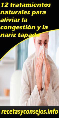 Lo que detiene una nariz tapada rápido