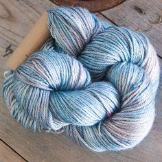 Madelinetosh Silk Merino Yarn