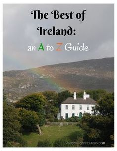 The Best of Ireland: An A-Z Guide