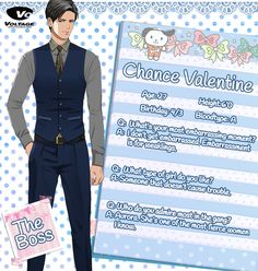 Voltage Inc. - Gangsters in love - Chance Valentine