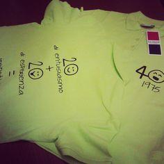 #magliettecoscritti #1975livigno #termosaldate #24ore #personalizziamotutto #mygallweb