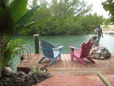 Bluewater RV park.. the KeysFlorida..