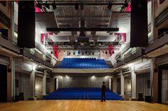 Brasil arquitetura, Nelson Kon · Piracicaba Theatre. Brazil