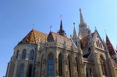 Mátyás templom // Budapest, Hungary