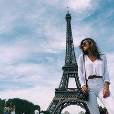 Travel to Paris. Pinterest: pearlxoxoxo