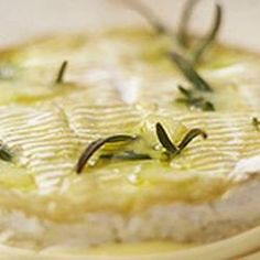Baked Camembert with Balsamic Onions @ allrecipes.com.au