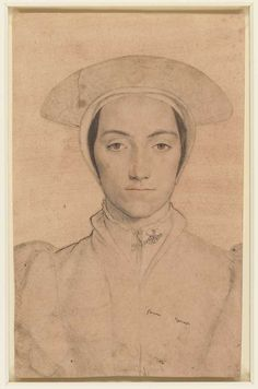 hans holbein the younger: unidentified woman Trois Crayons, Hans Holbein The Younger, Old Portraits, Renaissance Paintings, Landscape Quilts, Portrait Sketches, Collaborative Art, Woman Drawing, Elements Of Art
