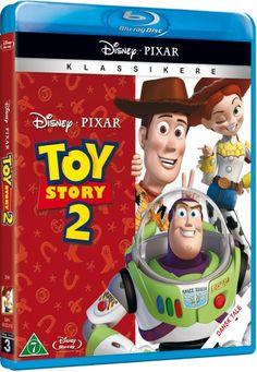 Toy Story 2 på Blu-ray