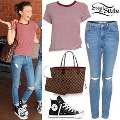 Nice and simple outfit