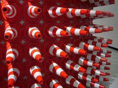 traffic cone in street - Google Search