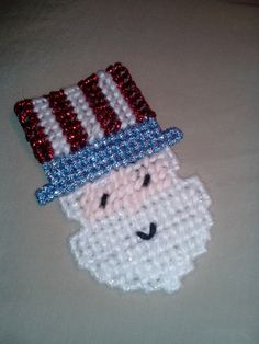Patriotic American Uncle Sam 4th of July by KyLosCraftyCorner