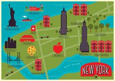 Os dejamos una planificación de ruta de qué ver en Nueva York por barrios donde destacamos los lugares más importantes e interesantes de la Gran Manzana.