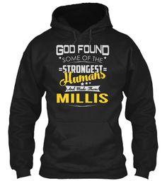 MILLIS - Strongest Humans #Millis