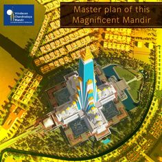 Grand! Magnificent! Spectacular! Help us in executing this marvellous master plan –