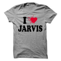 I loves JARVIS - Awesome Name Shirt ! - #bridesmaid gift #gift for girls. CLICK HERE => https://www.sunfrog.com/LifeStyle/I-loves-JARVIS--Awesome-Name-Shirt-.html?68278