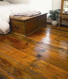 I want this wood flooring.