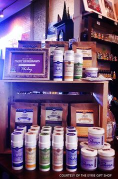 Check out Rustic MAKA's products at The Eyrie in Ypsilanti, MI!