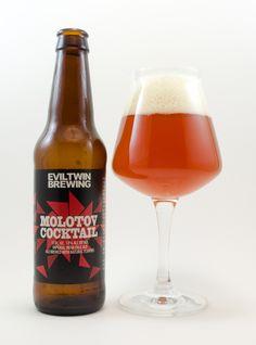Molotov Cocktail Evil Twin // 8/10