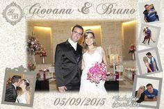 Foto Lembrança exclusiva para noiva Giovana!