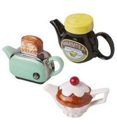 Crazy Teapots | Publicada por Mercedes à(s) 17:37