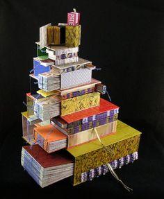 Randi Parkhurst book artist