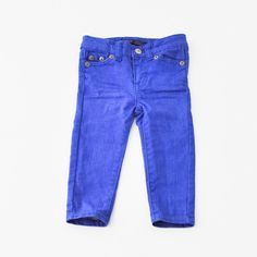 Mini Fashionista  | Baby Girl 9-12 Months | Levi's Jeans | 7 Pieces for $39