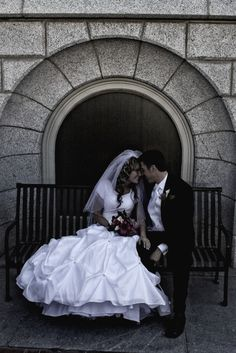 Being married to my amazing husband :)