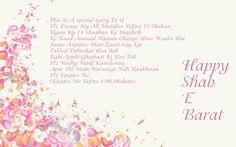 Shab e Barat 2016 Wishes to All Dear Friends. http://www.islamic-web.com/fatwa/excellence-fazail-importance-shab-e-barat-hadith/