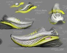 Sketch 4, Tool Design, Designer Shoes, Running Shoes, Concept, Industrial Design, Sneaker, Behance, Footwear