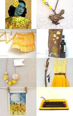 Waking up to sunshine! by Chrissy Mason on Etsy--Pinned with TreasuryPin.com
