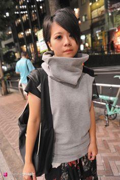 130810-8659 - Japanese street fashion in Harajuku, Tokyo