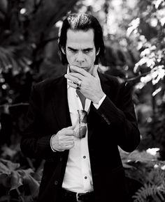 The Weirdest Men of Our Time - Nick Cave