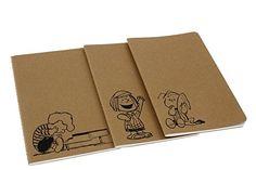 """Moleskine - Caja De Regalo """"Snoopy"""" (Moleskine Peanuts): Moleskine: Amazon.es: Oficina y papelería"""