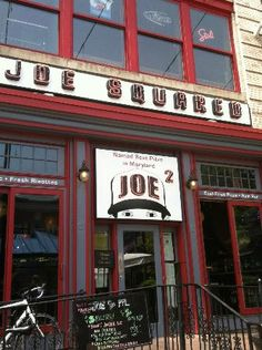 Try some square shaped #pizza at Joe Squared Pizza & Bar in Baltimore, MD