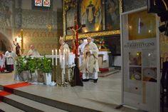 El obispo de Legnica proclama el milagro eucarístico en el santuario de San Jacinto